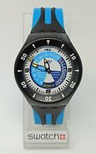 Orologio swatch fun scuba delfino fischio SUGB 102 watch 200 metri diving clock