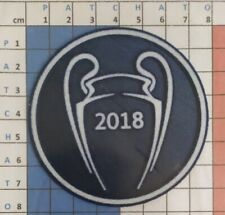 Europe Patch badge Champion's League 2018 maillot de foot Real Madrid 2018/2019