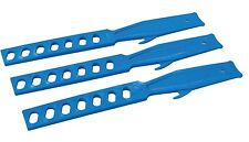 Large Paint Stirring Paddle Plastic Stirrer Mixing Sticks Palette Stick 3 Pack
