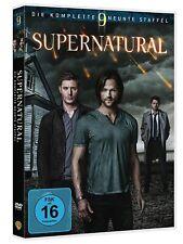 SUPERNATURAL ?? Staffel 9 ?? 6 DVDs ?? Jensen Ackles, Jared Padalecki