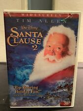 The Santa Clause 2 (DVD, 2003, Widescreen) - Used