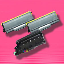 3P TONER+DRUM for Brother TN-360 TN360 TN330 DR-360 DR360 DCP-7030 DCP-7040