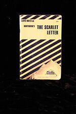 Lot of 6 Cliff's Notes: SCARLET LETTER, GRAPES OF WRATH, HUCK FINN, KING LEAR...