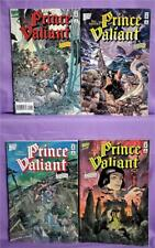 Charles Vess Hal Foster's PRINCE VALIANT #1 - 4 John Ridgway (Marvel, 1994)!