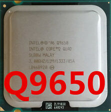 Intel Core 2 Quad Q9650 3GHz LGA 775 SLB8W 4-Core FSB 1333 12M Cache Processor