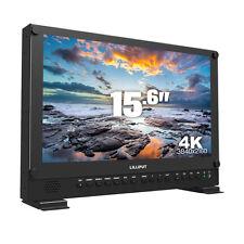 LILLIPUT BM150-4K Broadcast Ultra-HD Field Monitor with 3G SDI HDMI DVI VGA HOOD