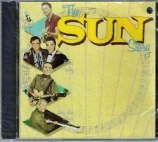 """The Sun Story"" Various Rockabilly Artists (sealed cutout Cd) 1987 Sun / Rhino"