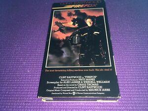 Firefox (VHS)🔥FreeShip🔥Clinton Eastwood
