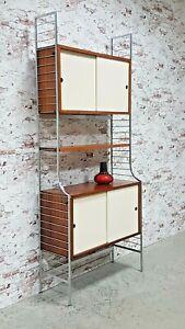 Rare Regal Shelf System Nisse Strinning Palisander Rosewood Luxusversion 60er