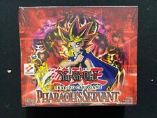 Yugioh! Pharaoh's Servant Unlimited Booster Box - Factory Sealed