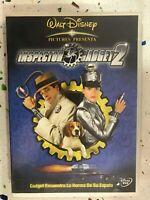 Inspector Gadget 2 DVD Walt Disney French Stewart Alex Zamm Spagnolo Inglese Ru