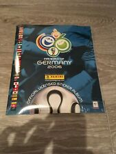Panini WC Germany 2006 - Album Vide Empty + Set Complet Sealed Blister Sigillato