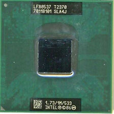 SLA4J Intel Pentium Dual Core Mobile T2370 1.733GHz/1M/533MHz Socket P Processor