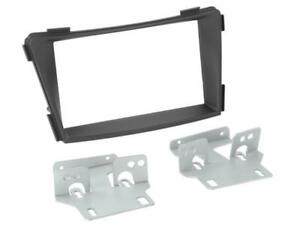For Hyundai i40 VF Car Radio Panel Installation Frame Cer Cover Double Din 2-DIN