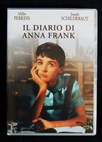 IL DIARIO DI ANNA FRANK - DVD - NUOVO