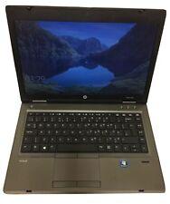 """HP ProBook 6470b Core I7-3630QM , 2.4GHz 14"""" Laptop 6GB/128GB SSD, Win10 Pro HD"""
