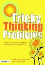 Tricky Thinking Problems: Advanced Activities in Applied Thinking Skills for Ag