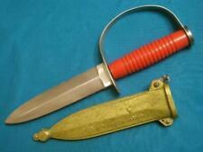 RARE VINTAGE PUMA 6334 NAVY FROGMAN SCUBA DIVERS DIVING SURVIVAL BOWIE KNIFE EC