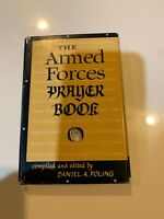 The Armed Forces Prayer Book, Daniel Poling, 1951 2nd printing