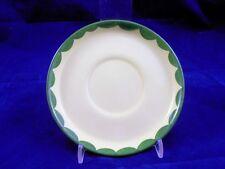 Zeller Keramik Hahn und Henne Untertasse 15 cm