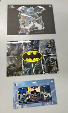Malaysia 2019 Batman 80 years Special Pack Miniature Stamp MS MNH postcard cover