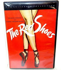 2F DVD THE RED SHOES The Criterion Collection Classic w/ Special Features