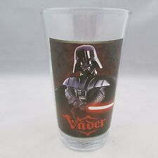Starwars Glass Darth Vader Water or Beer Glass 2013 Lucas Film 5.5""