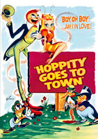 Hoppity Goes to Town (aka Bugville) [New DVD]