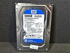 """Western Digital BLUE 500GB 7.2K 6G 16MB 3.5"""" SATA Desktop Hard Drive"""