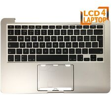 For MacBook Pro 13 Retina A1502 2013 2014 Topcase Palmrest UK Keyboard B661-8154