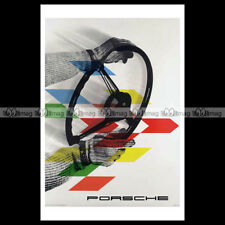 #phpb.000622 Photo LENKRAD 1961 PORSCHE Advert Reprint