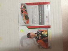 2011 Premium Racing #25 Jamie McMurray Base Card