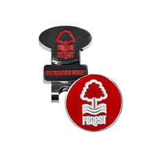 NOTTINGHAM Forest Fc Golf Hat clip & Palla Evidenziatore Set