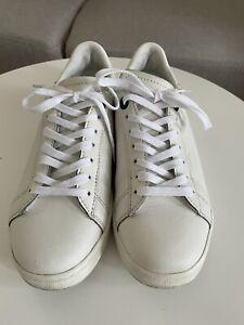 Emporio Armani EA7 Sneakers Weiss