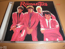THE ROMANTICS rare FIRST album CD What I Like About You TELL IT TO CARRIE
