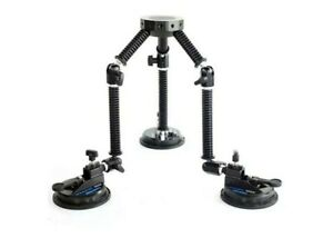 Camtree G-51 Camera Gripper Campod Suction Car Mount, 22-44 Lbs Capacity