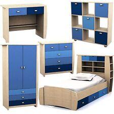 Blue Bedroom Furniture Sets for Children