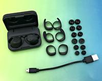 Jabra Elite Sport CPB050 Waterproof Earbuds 13.5h with Charging Case - Black