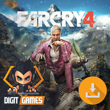 Far Cry 4 - Uplay / PC Game - New - FarCry / Action