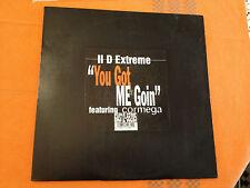 "II D EXTREME  ""You Got Me Goin"" feat Cormega '96 US 12"" RnB/Hip-Hop NM Vinyl"