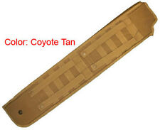 "29"" Molle SHOTGUN Riffle SCABBARD Storage Case Shoulder Mount Sling- Coyote TAN"