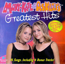 Mary-Kate Olsen & Ashley : Mary-Kate and Ashley Olsen: Greatest Hits CD