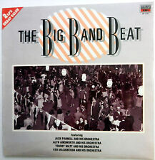 THE BIG BAND BEAT Sealed 2-LP of English 1950's Big Bands JACK PARNELL