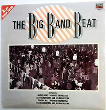 Big Band Beat Sealed 2xLp English 1950's Big Bands Jack Parnell Alyn Ainsworth