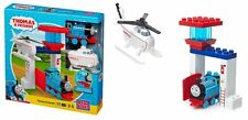 Mega Bloks Thomas and Friends 17 Piece Set - Thomas & Harold Lot