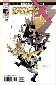 Generation X #85 Comic 2018 - Marvel Comics 1st Print - X-Men Mutants Jubilee
