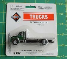 Boley International  Flat Bed Truck NEW Item #4125-56 HO Scale Die cast