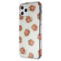 Coach Protective Case for iPhone 11 Pro (5.8-inch) - Dreamy Peony Clear/Pink