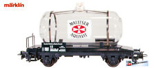 Marklin 44524 - Glass Tank Car Malteser Aquavit