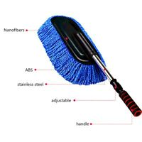 Super Soft Car Duster Car Dust Brush Car Auto Duster for Bike